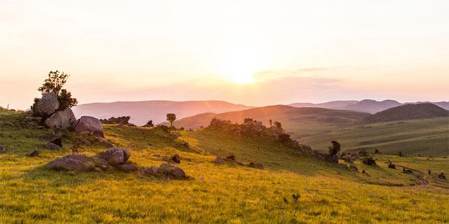 Mountains in Eswatini