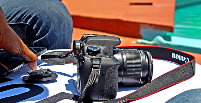 Canon camera for capturing your experiences