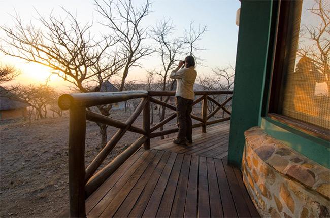 Campsite at Mlawula
